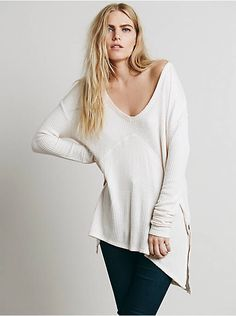 Free People We The Free Sunset Park Thermal, $68.00