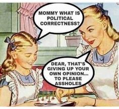 Funny Picture titled : Political Correctness from evilmilk funny pictures. Great Quotes, Funny Quotes, Life Quotes, Inspirational Quotes, Wisdom Quotes, Political Quotes, Political Views, Freedom Of Speech, Truth Hurts