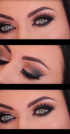 34 Makeup Tutorials For Small Eyes The Goddess - 236×453