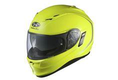 Caschi moto Integrali Kabuto KAMUI Flash Yellow