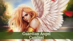 Guardian Angel Cambiel is the angel of magic. He is the angel of transformation and metamorphosis. He has the ability to transform a stone into a diamond. #spirituality #spiritual #angels #angel #archangels #heaven #guardianangel
