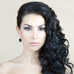 Curly Prom Hairstyles for Long Hair Side Curly Prom Hairstyles for Long Hair to the Side