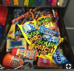 Frito-Lay and Quaker Lunch Box Builder, Variety Box of Chips, Snacks, and Chewy Bars, 50 Count Mix - Good Snack Shack I Love Food, Good Food, Yummy Food, Sleepover Snacks, Junk Food Snacks, Healthy Junk Food, Food Goals, Aesthetic Food, Food Cravings