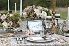 Image result for vintage wedding decorating ideas