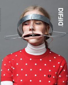 Cover DIF MAGAZINE March 2015 on Behance