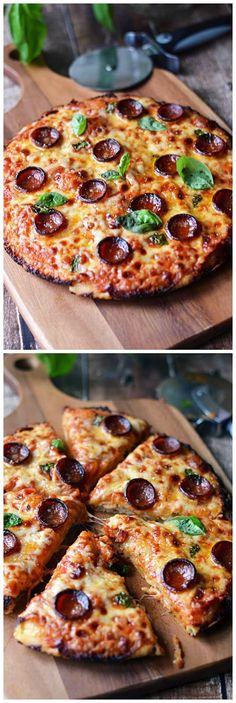 No-Knead Pan Pizza