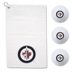 Winnipeg Jets WinCraft Golf Gift Set - $19.99