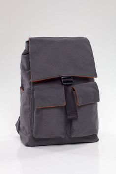 The Freelance bag by Packswell - Padded laptop compartment holds most 15-inch notebooks - Side zipper for easy notebook access - Strong, electronic-safe magnet fasteners for front pockets - Padded smartphone pocket - Pen organizer and business card holder - Heavyweight, water-resistant cotton canvas exterior - Super-bright corduroy interior - H: 17″ W: 12″ D: 6″ | Click image to visit the Kickstarter campaign