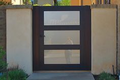 Photo of Garden Passages - Huntington Beach, CA, United States. Custom Wood Gates by Garden Passages Huntington Beach, Wood Gates, Custom Wood, This Is Us, Traditional, Landscape, Frame, Modern, Projects