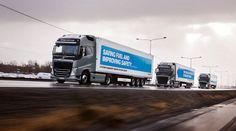 Japón probará convoyes de camiones con piloto automático en 2018 - Ksigma