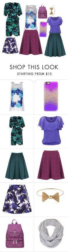 """Cool"" by marina-banana ❤ liked on Polyvore featuring adidas, Casetify, Closet, Vero Moda, Coast, Topshop and Minimum"