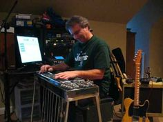 Working Man Blues Pedal Steel Guitar Tony Prior - YouTube