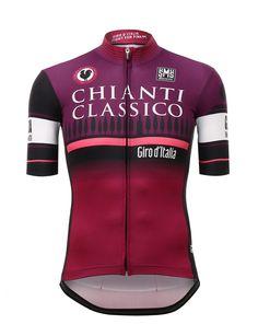 CHIANTI stage: s/s jersey - Santini Maglificio Sportivo