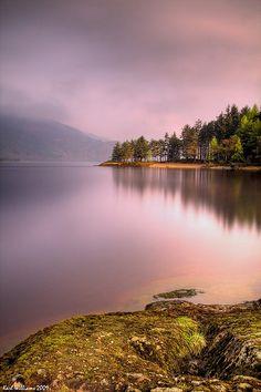 The Waters of Loch Lomond, Scotland