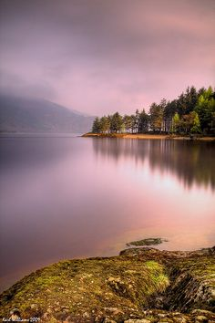 The Waters of Loch Lomond, Scotland