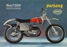 1972 Bultaco Pursang Mk5 Astro
