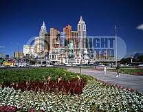 las vegas,nevada ny ny hotal and statue of liberty Las Vegas Images, Modern Pictures, Ny Ny, Las Vegas Nevada, Historical Images, Marina Bay Sands, Statue Of Liberty, Mansions, House Styles
