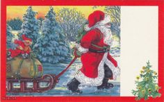 . Make Believe, Gnomes, Elves, Troll, Woodland, Christmas Cards, Fairy, Painting, Nice