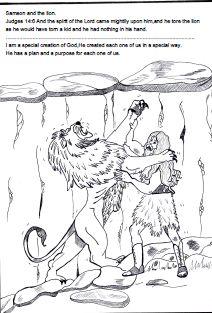 Samson Destroys the Temple of Dagon  Bible Samson  Pinterest