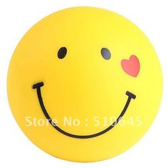 Aliexpress.com : Buy Lovely Coin Bank with a Smile Face Style Yellow 54373 from Reliable coin bank suppliers on Chinatownmart (HongKong) Limited