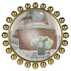 "<p class=""p1""><span class=""s1"">It makes sense: Give the convex mirror some edgy updates and it comes right back around to the forefront of high style </span></p>"