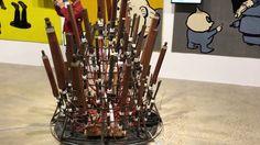 The Contemporary Austin - Jones Center, Installation view, Mark Mothersb...