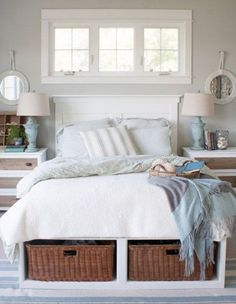Coastal Bedroom Designs | ComfyDwelling.com