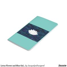 Lotus Flower and Blue Galaxy Pocket Journal #zazzle#scbwi #instagram #jacquelynjaiefourgerel #facebook #pinterest #twitter #tumblr  #pinterest #barnesandnoble#goodreads#amazon #amazonkindle#createspace #sagaftra #google #author#illustrator #writer#watercolor#painting#acrylic #abstractpainting#books#picturebooks #collage#drawing#library#bookstore #business