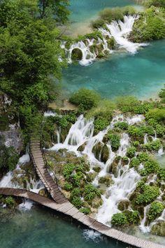 See The Waterfalls at Plitvice Lakes