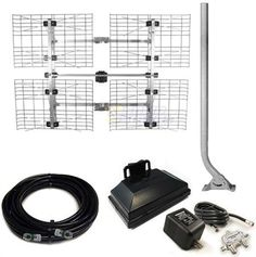 Antennas Direct DB8 Bundle UHF HDTV Antenna, J Mount, Pre-amp and 50 Feet Coax by Antennas Direct. $109.97. We bundled up some of our best antenna products to give you everything you need to start receiving HDTV. The bundle Includes: Antennas Direct DB8 Antenna,  Winegard DS3000 J-Mount,  Winegard AP8700 Low Noise Amp,  50 feet of high quality RG6 with weatherproof connectors.