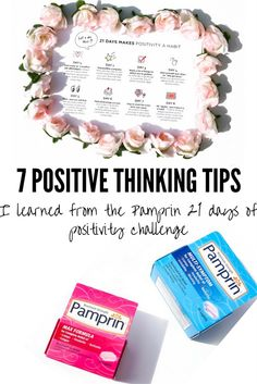 7 POSITIVE THINKING TIPS WITH PAMPRIN | Kate Loves Makeup #ad http://primp.in/8r7GMs17vO