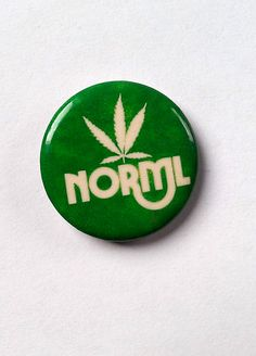 1970s NORML National Organization for the by collectiblejewels