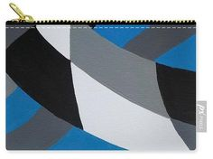 Blue - Carry-All Pouch