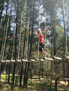 WildPlay Adventures. Find a local adult obstacle course. Usually adventure parks have different difficult levels. Great for upper body strength, leg strength, core work out EVERYTHING. Also builds confidence and its super fun with friends :)