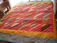 Baby quilt for Cody's friend
