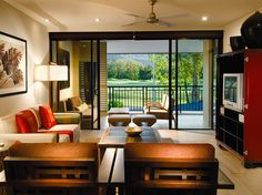 Pullman Port Douglas Sea Temple Resort & Spa - Condé Nast Traveler