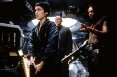 Winona Ryder agreed to do #AlienResurrection (1997) even before reading the script to boast to her brothers being in an #Alien film.