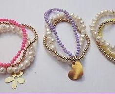 169a5a453751  joyeria  fashion  jewelry  joyas  MariaFelix  bisuteria  accesorios   hechoamano · Pulseras De ...