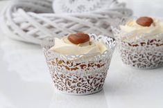 U Tytyny: CUPCAKES SE SLANÝM KARAMELEM Cheesecake, Pudding, Cupcakes, Recipes, Food, Cupcake, Meal, Cheese Cakes, Cup Cakes