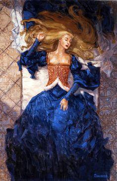 Sleeping Beauty by ugopinson