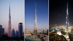 #DidYouKnow that some of the world's tallest skyscrapers are here. The Burj Khalifa of #Dubai is considered as world's tallest man-made structure. The height of it is 2,717 feet.  For exclusive #deals in Dubai, visit www.akoupon.com