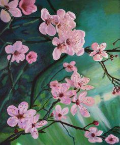 Jar,  Akryl na plátne, 50x60 Spring, Painting, Beautiful, Art, Art Background, Painting Art, Kunst, Paintings, Performing Arts