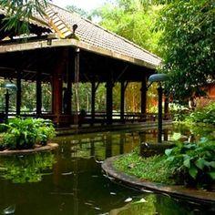 Vythiri Nature Resort - Kerala, India