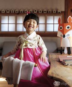 행복이가득한집 Design your lifestyle 진행과 스타일링 서영희 | 사진 김정한 새해 첫날 기쁨의 옷, 설빔