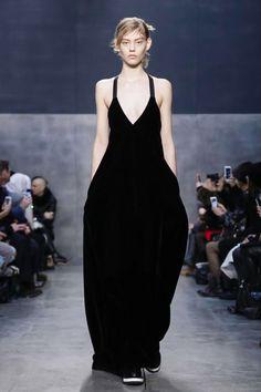 Vera Wang Ready To Wear Fall Winter 2015 New York