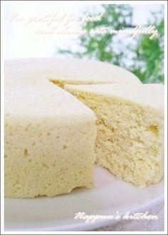 レンジdeおからとヨーグルトのケーキ by Nappuu [クックパッド] 簡単おいしいみんなのレシピが262万品