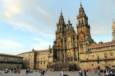 Catedral de Santiago de Compostela, Santiago de Compostela, Galicia, Spain