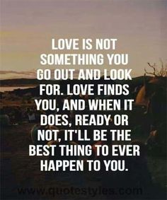 Love is not- Love quotes