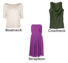 Best necklines and fashion tops for pear body shape