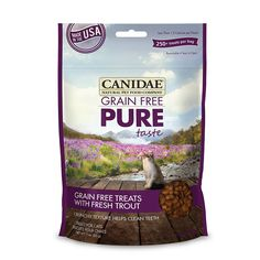 CANIDAE Grain Free PURE Taste Treats for Cats *** More info could be found at the image url. (This is an affiliate link and I receive a commission for the sales)